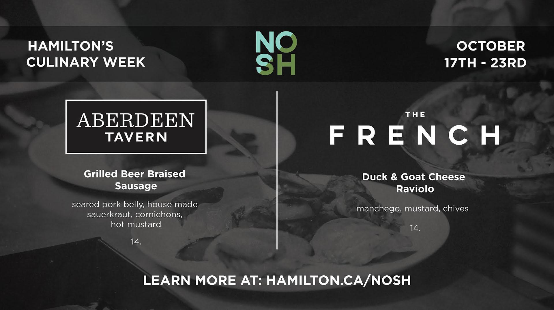 Hamilton Culinary Week